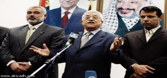 Palestinian independent figures discuss reconciliation issue with Haneyya