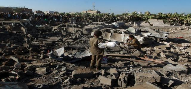 Muslim Brotherhood Islah Party Regrets Yemen Situation, Mourns Air-Strike Victims