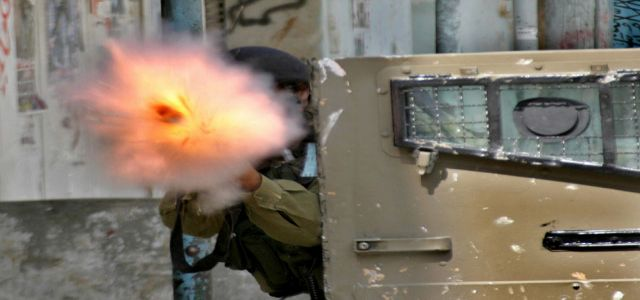 Palestinian infant dies after inhaling teargas fired by IOF