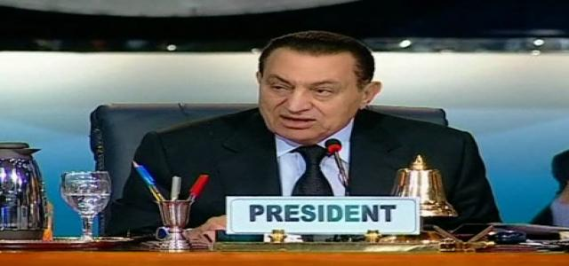 Mubarak Is President, but not for Long