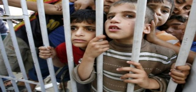 G8: Gaza siege unsustainable