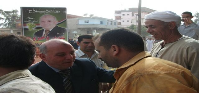 Security forces surround MB candidate's home in Sharqiya