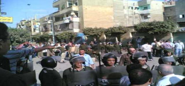 Attempt to Burn the House of MB Candidate's Supporters and the Kidnap of Three