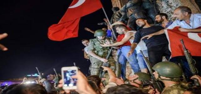 Egypt Anti-Coup National Alliance Salutes Turkish People, Leadership for Defeating Coup Attempt