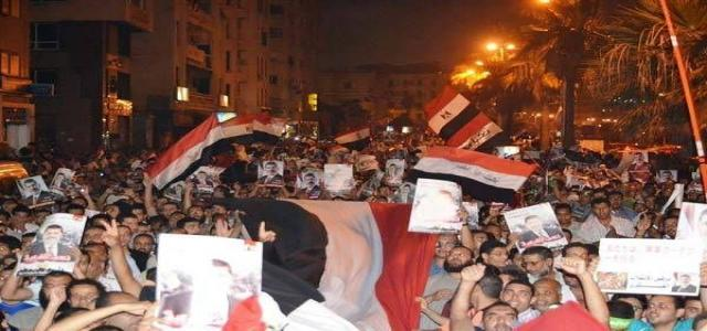 Study shows opposition to Morsi ouster rises to 69%