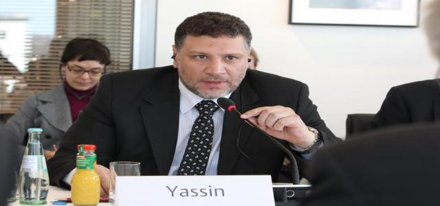 Dr. Yassin Rejects As False Claims that Freedom and Justice Party is Managing Elections Process