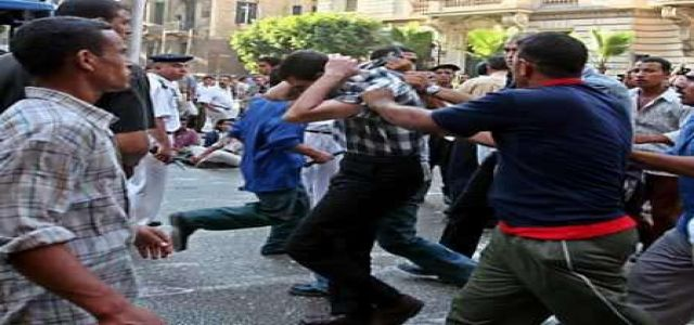 HRW world report reveals Egypt continues to ignore rights