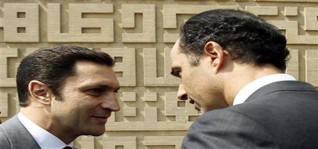 Commission accuses Mubarak's Sons of Masterminding Attacks on Protestors