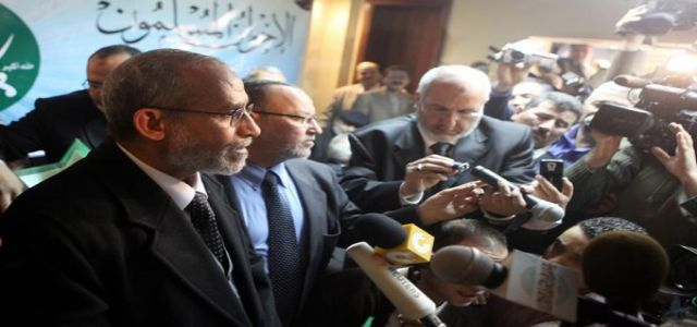 Arab World: Meet the new head of the Muslim Brotherhood