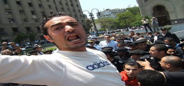 U.N. report illustrates marginalizing of Egyptian youths in political participation.