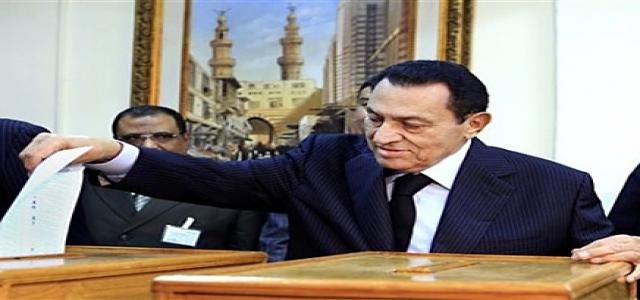 Mubarak's party poised for Egypt poll triumph