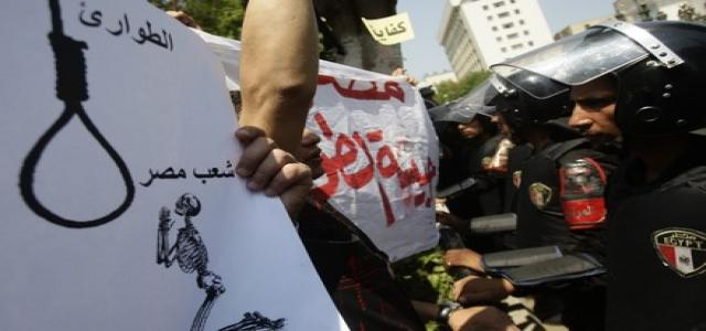 Mideast politics: Egypt on the brink