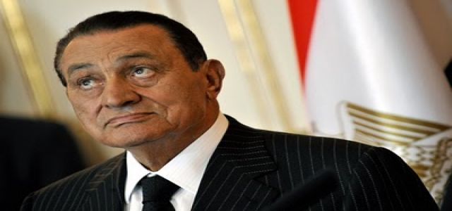 Mubarak avoids addressing presidential election issue