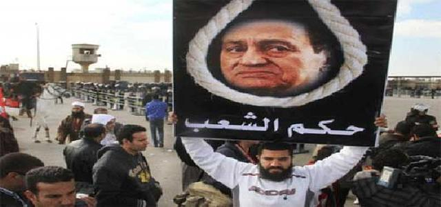 Muslim Brotherhood Lawyers: More Charges To be leveled Against Mubarak, in Addition to Murdering Demonstrators