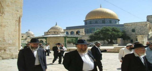 New Israeli plan to build another synagogue near the Aqsa Mosque exposed