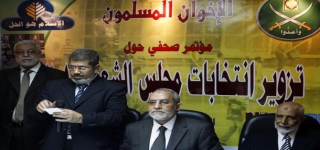 Brotherhood: Elections are the First Step Towards Stability and Democracy in Egypt