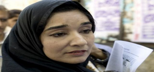 Aafia Siddiqui forced to walk on Qu'ran while naked