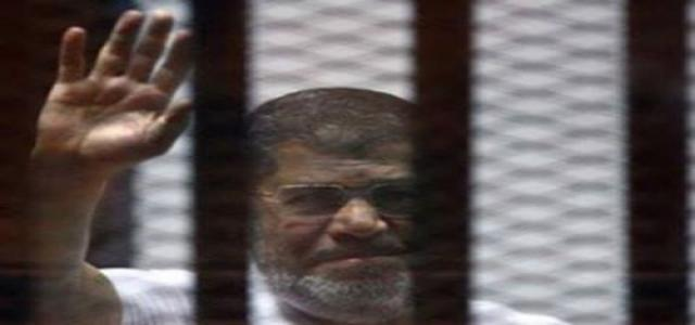 Death Sentence Handed Down to President Mohamed Morsi by the Military Regime