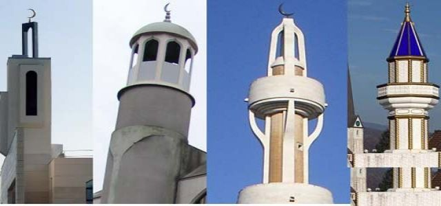 No to Minaret for Brooklyn Mosque