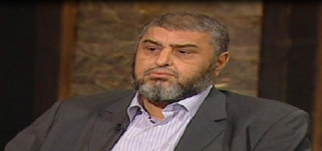 Darrag: Al-Shater Not Eligible for Freedom and Justice Party Chairmanship Candidacy