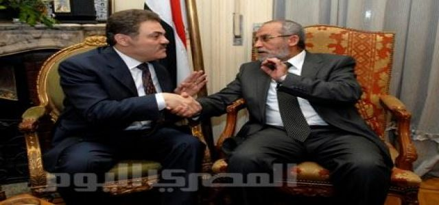 MB chairman meets with Wafd Party leader, stress reform and peaceful change