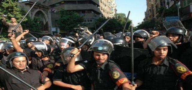 State security attack MB students injuring 7 and  arresting 23