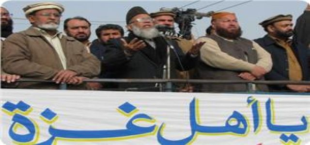Jamaat-e-Islami reiterates support for Palestinians, Al Quds