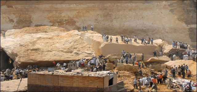 Amnesty criticizes Egypt probe of rockslide