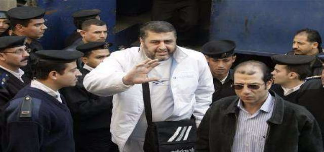 MB's Al Shater, Others Still Detained Despite Court Ruling