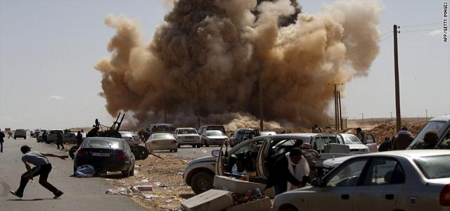 Will Violence in Libya Mean 'Stalemate' for Democracy Movement?