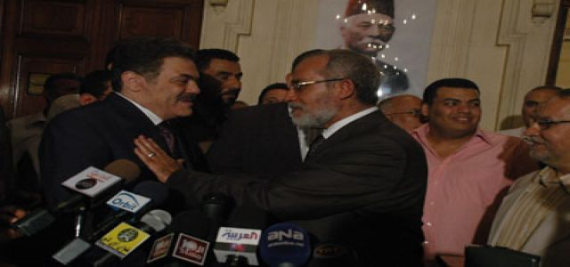 MB and Wafd Party leaders meet with promises of future dialogue