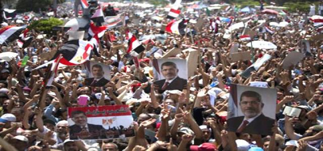 Muslim Brotherhood: In Eighth Month of Daily Revolt, Egyptians Determined to Wrest Rights