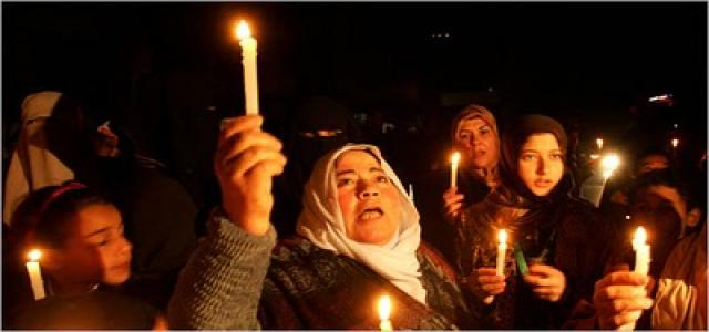 Gaza power crisis returns with Jewish holidays