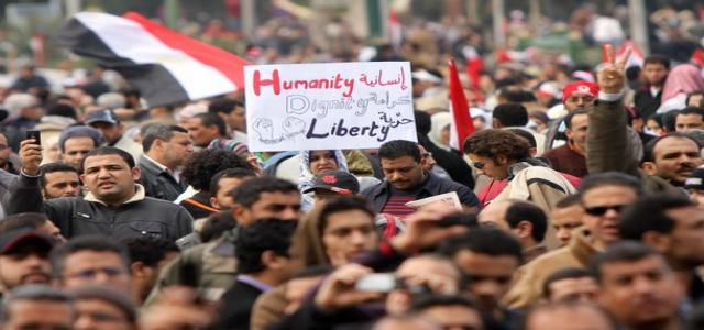 Senior MB Leaders: Egypt's Uprising a Prelude to a Radical Change in the Arab World