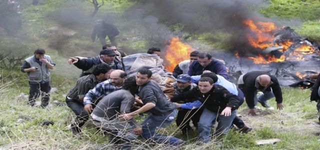 Arson attacks on Palestinian cars, new crime against Palestinians in W. Bank