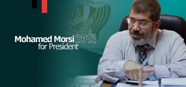 Foreign Policy in Morsi's Presidential Election Platform