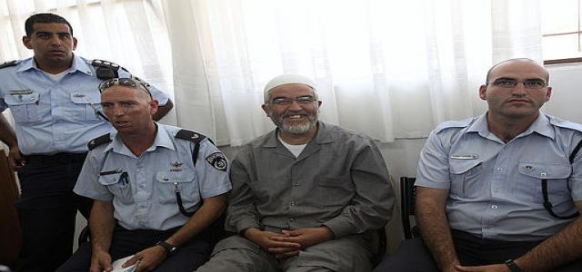 Israeli court extends detention of Sheikh Salah