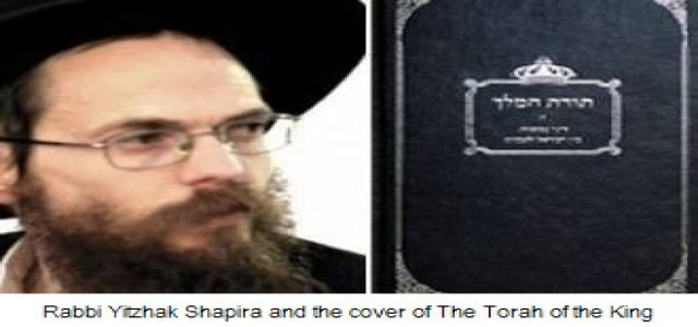 How to Kill Goyim and Influence People: Israeli Rabbis Defend Book's Shocking Religious Defense of Killing Non-Jews (with Video)