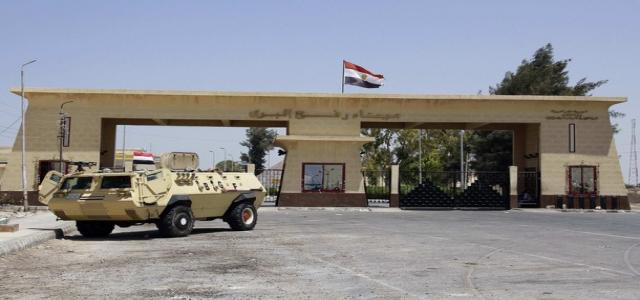 Muslim Brotherhood Statement on Unprovoked Aggression Against Rafah Border-Guards