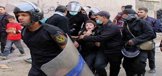 Rights Report: Egyptian Children Victims of Military Coup Brutality, Repression