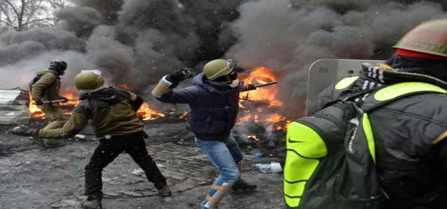 Muslim Brotherhood: Ukraine Crisis Exposes Western Powers Double Standards