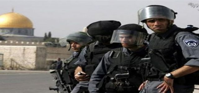 IOF tightens security ahead of Friday Prayer