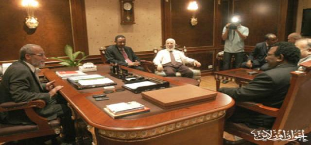 MB Chairman Meets Sudan's VP