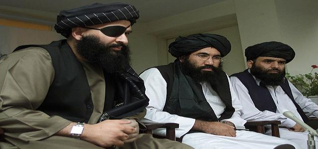 Al-Qaeda's shadow over Taliban talks
