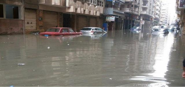Egypt Rights Organization Statement on Alexandria Sewage Blocking Security Claims