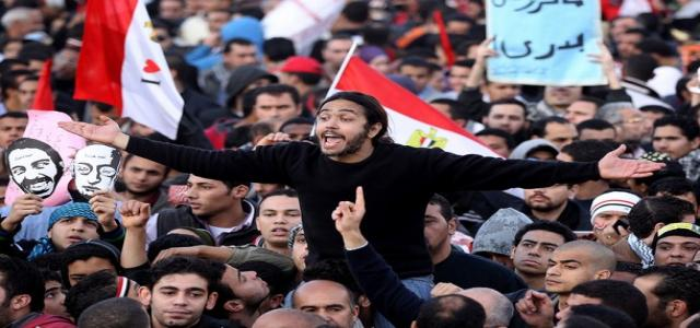 Khairat Al-Shater: Fulfilling Egyptian Revolution's Demands Top Muslim Brotherhood Priority
