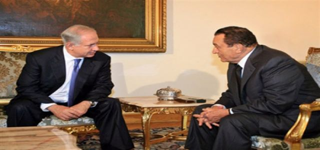 Mubarak opposes Israeli proposal