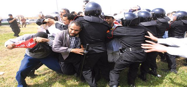 MB supporters arrested at dawn