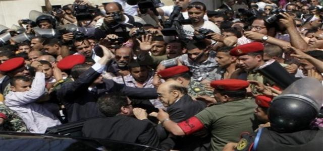 Egyptian Politicians Ridicule Presidential Bid by Mubarak's General Omar Suleiman