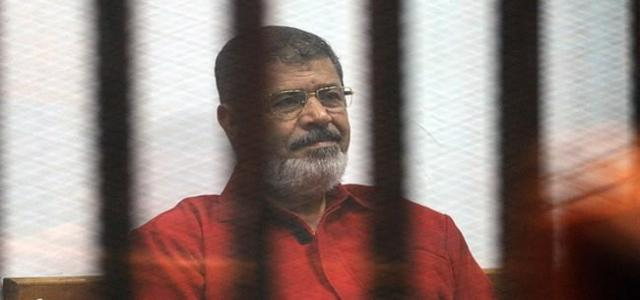 President Morsi Complains of Poor Medical Care, Negligence in Prison